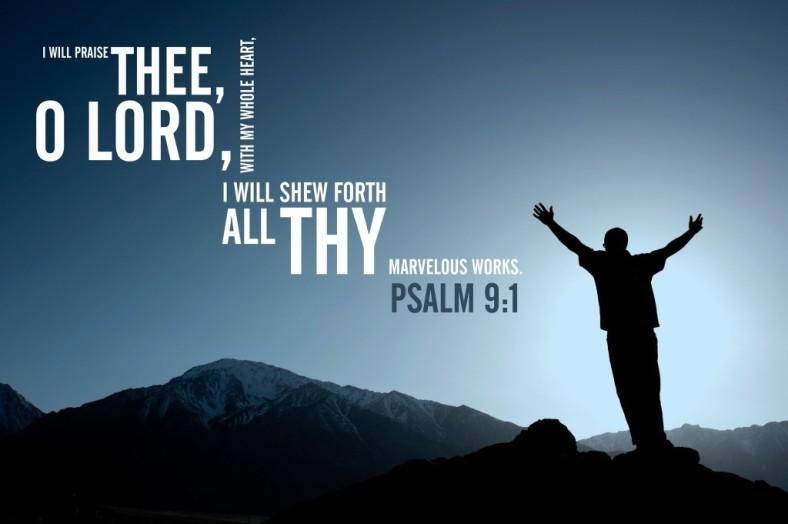 Psalm-9-1