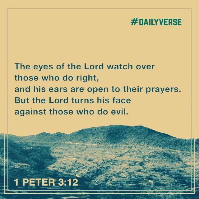 1 Peter 3.12
